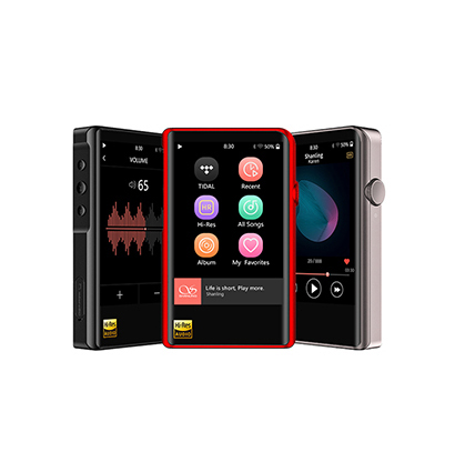 M2X Portable Player