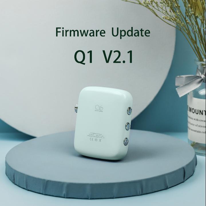 Q1 Firmware Update
