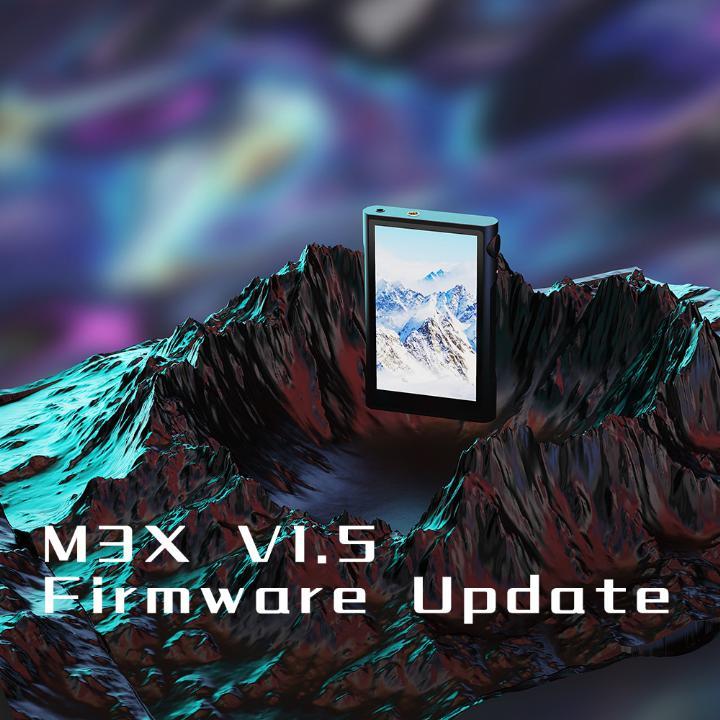 M3X Firmware Update